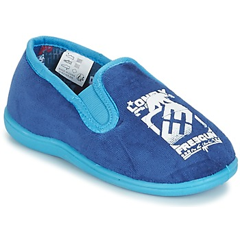 Shoes Boy Slippers Freegun FG NADAM Blue