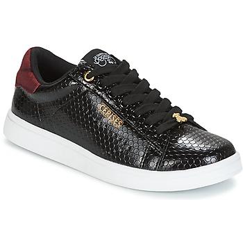 Shoes Women Low top trainers Le Temps des Cerises SACHA Black