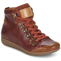 Shoes Women High top trainers Pikolinos LISBOA W67 Brown