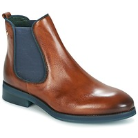 Shoes Women Mid boots Pikolinos ROYAL W5M Brown
