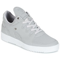 Shoes Men Low top trainers Cash Money STATES Grey / White