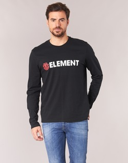 material Men Long sleeved shirts Element BLAZIN LS Black