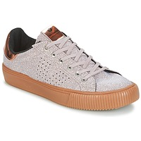 Shoes Women Low top trainers Victoria DEPORTIVO LUREX Grey