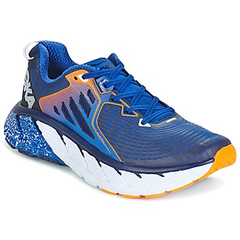 Shoes Men Running shoes Hoka one one GRAVIOTA Blue