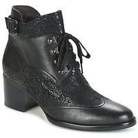 Shoes Women Ankle boots Mam'Zelle IMAZA Black