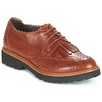 Shoes Women Derby shoes Mam'Zelle ROSEAU Brown