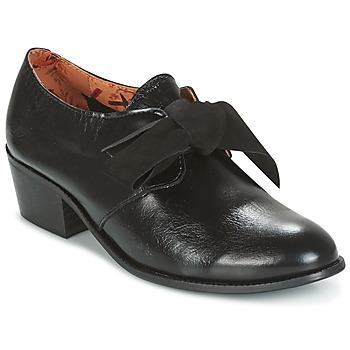 Shoes Women Derby shoes Miss L'Fire GINGER Black