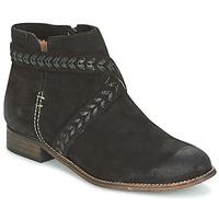 Shoes Women Mid boots MTNG DI Black