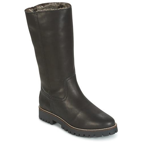 Shoes Women Mid boots Panama Jack TANIA Black