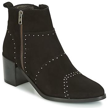 Shoes Women Ankle boots Regard RAPAGA Black