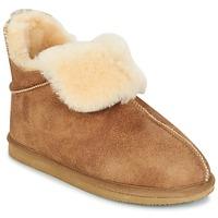 Shoes Women Slippers Shepherd DANA Brown