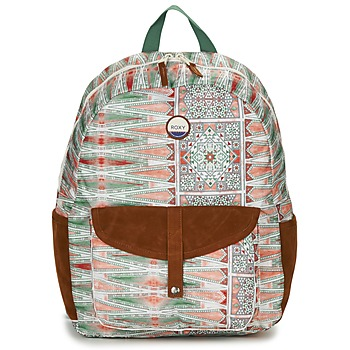 Bags Women Rucksacks Roxy CARRIBEAN Multicoloured