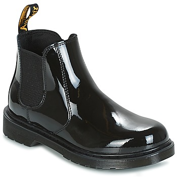 Shoes Children Mid boots Dr Martens BANZAI Black