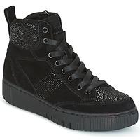 Shoes Women High top trainers Tamaris NARU Black