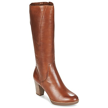 Shoes Women Boots Tamaris NEOU Brown