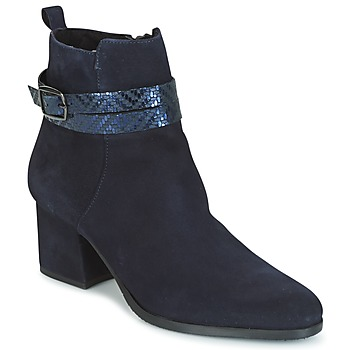 Shoes Women Ankle boots Tamaris BADRA MARINE