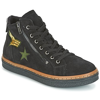 Shoes Women High top trainers Tamaris SHERONE Black