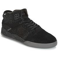 Shoes High top trainers Supra SKYTOP III Black / Grey