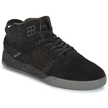Shoes High top trainers Supra SKYTOP III Black / Grey