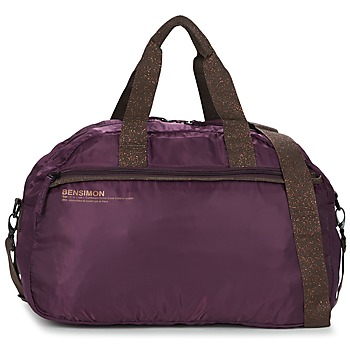 Bags Women Sports bags Bensimon SPORT BAG Violet