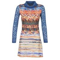 material Women Short Dresses Smash KRIVAN Multicoloured