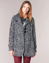 material Women coats Smash JAVA Grey