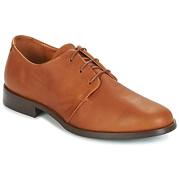 Shoes Men Derby shoes M. Moustache OSCAR Brown