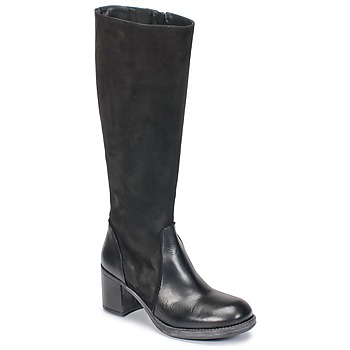 Shoes Women Boots Lola Espeleta NAGARI Black