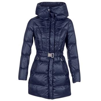 material Women Duffel coats Benetton MOSTE MARINE