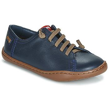 Shoes Boy Derby shoes Camper PEU CAMI Marine