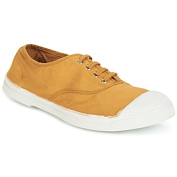 Shoes Women Low top trainers Bensimon TENNIS LACET Yellow