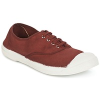 Shoes Women Low top trainers Bensimon TENNIS LACET Lie / De / Vin