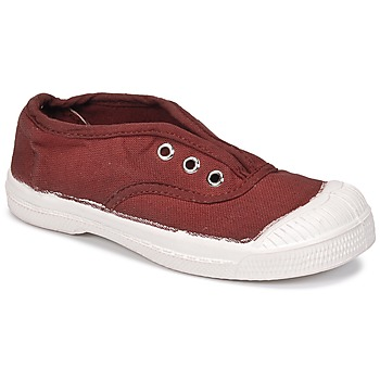 Shoes Children Low top trainers Bensimon TENNIS ELLY Red