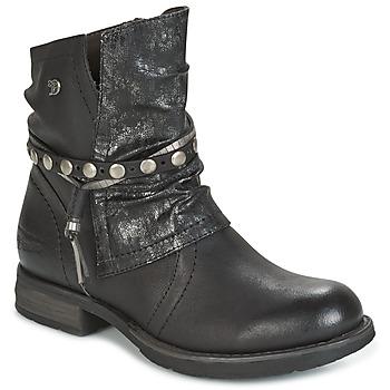 Shoes Women Mid boots Tom Tailor RESTOUNE Black