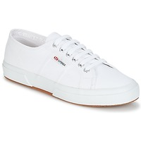 Shoes Low top trainers Superga 2750 CLASSIC White