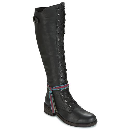 Shoes Women High boots Felmini HARDY Black