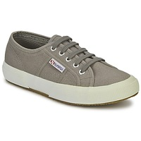 Shoes Low top trainers Superga 2750 CLASSIC Grey