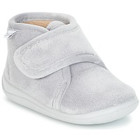 Shoes Children Slippers Citrouille et Compagnie HALI Grey