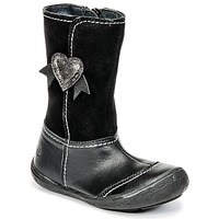 Shoes Girl Boots Citrouille et Compagnie HYDIL Black