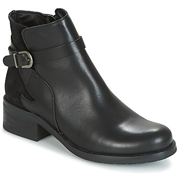Shoes Women Ankle boots Betty London HARRIS Black