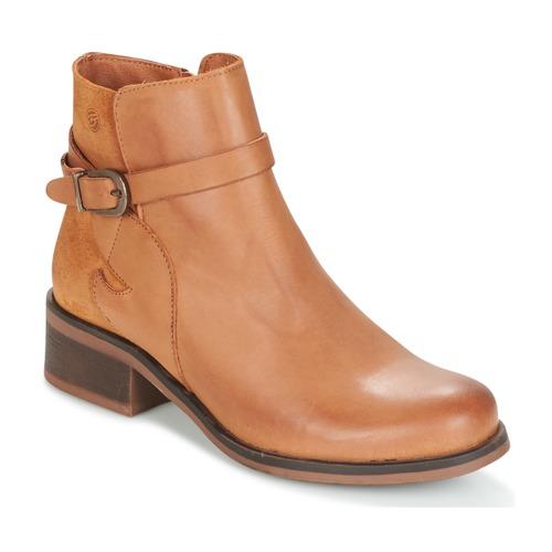 Shoes Women Mid boots Betty London HEYLEY Camel