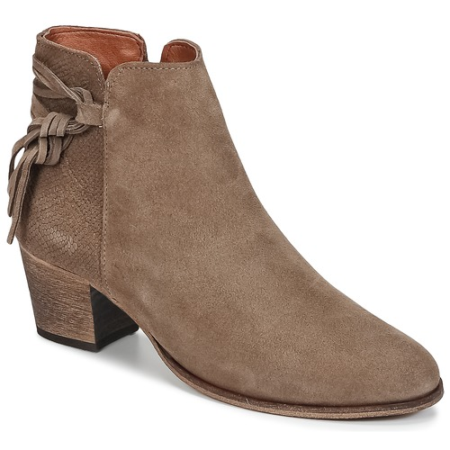 Betty London HEIDI Taupe - Free delivery with Spartoo NET ! - Shoes ... 7705da507952