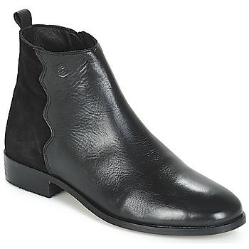 Shoes Women Mid boots Betty London HELOI Black