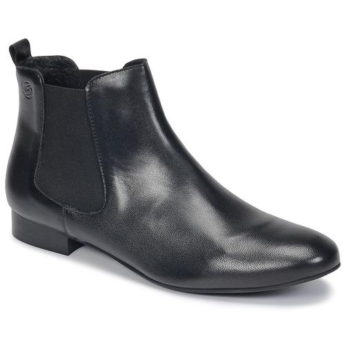 Shoes Women Mid boots Betty London HYBA Black