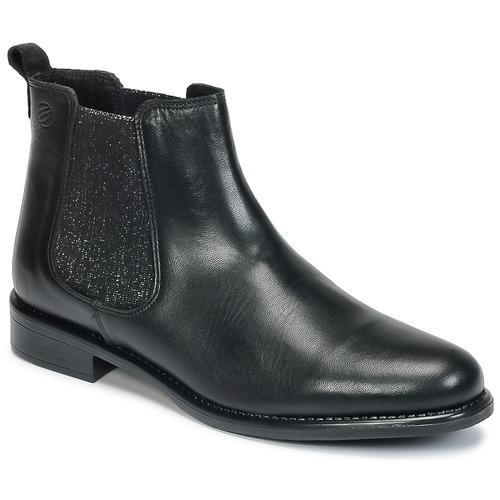 Shoes Women Mid boots Betty London HAYATI Black