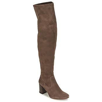 Shoes Women High boots Betty London HERMA Taupe