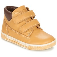 Shoes Boy Mid boots Chicco CARINO Honey