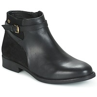 Shoes Women Mid boots Hush puppies CRISTY Black