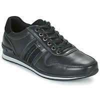 Shoes Men Low top trainers Hush puppies PISHUP Black