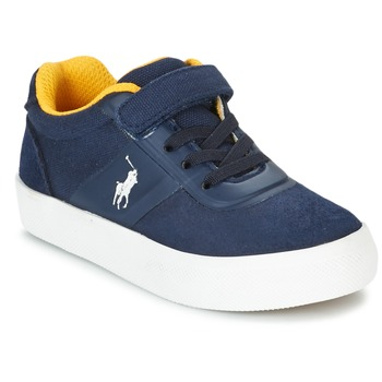 Shoes Children Low top trainers Ralph Lauren HANFORD HM EZ MARINE